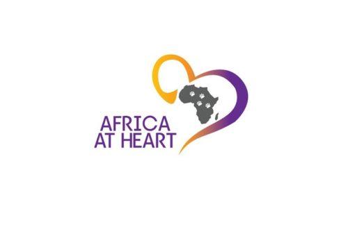 Africa At Heart Logo Design