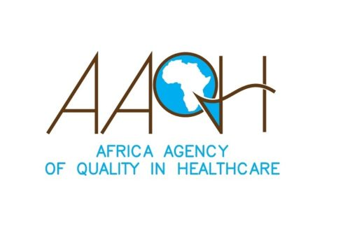 African Agency Of Quality In HealthCare Limited Logo Design