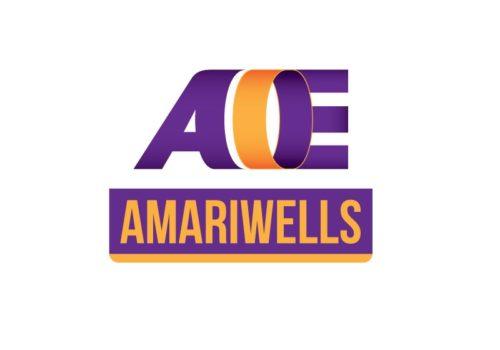 Amariwells Importers & Exporters Logo Design