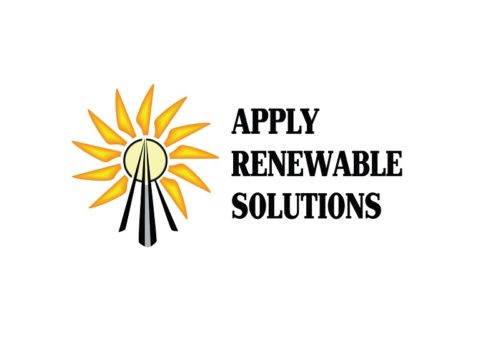 Apply Renewable Solutions Logo Design