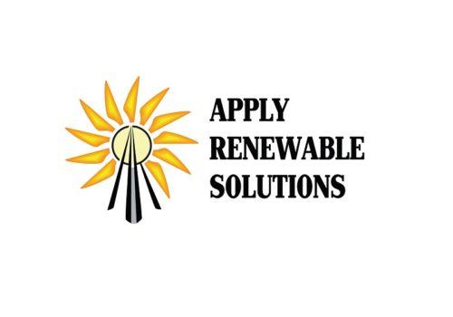 Apply Renewable Solutions Logo Design