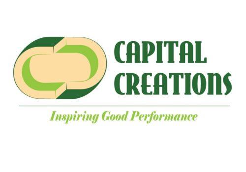Capital Creations Limited Logo Design