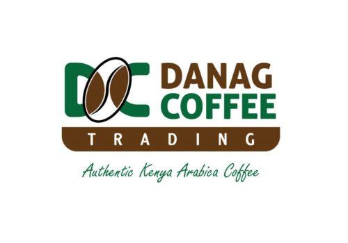 Danag Coffee Trading Limited Logo Design