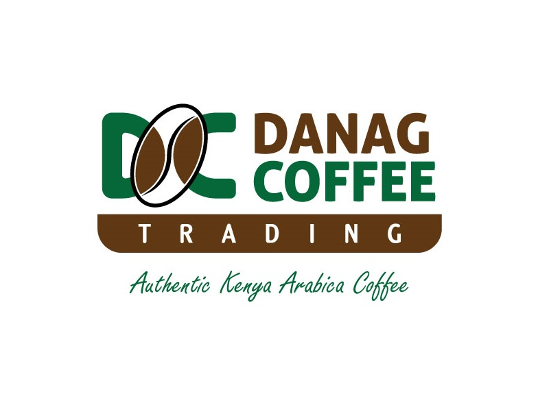 Danag Coffee Trading Limited Logo Design