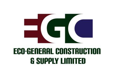Eco General Contractors And Supplys Limited Logo Design