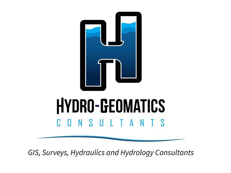 Hydro geomatics consultants limited logo design for Design consultants limited