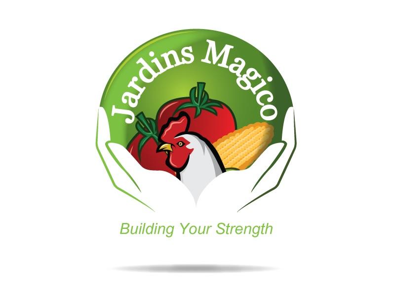 Jardins Magico Limited Logo Design