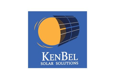 KenBel Solar Solutions Limited Logo Design
