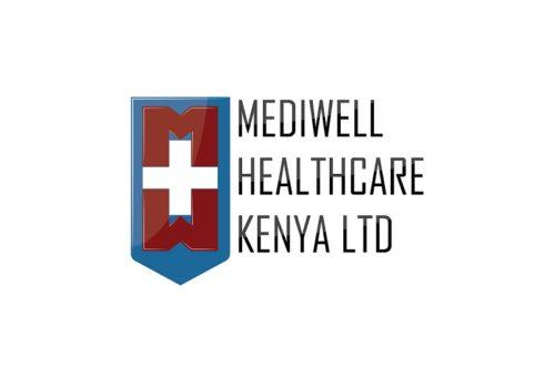 Mediwell Healthcare Kenya Limited Logo Design