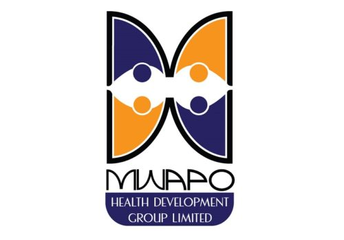 Mwapo Health Development Group Limited Logo Design
