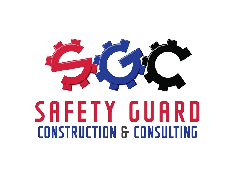 Safety Guard Construction & Consulting Limited Logo Design