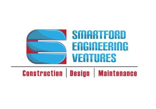 Smartford Engineering Ventures Limited Logo Design