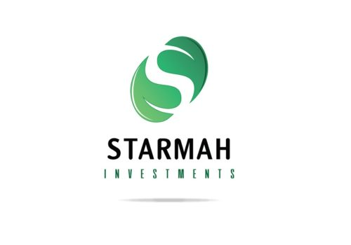 Starmah Investments Limited Logo Design