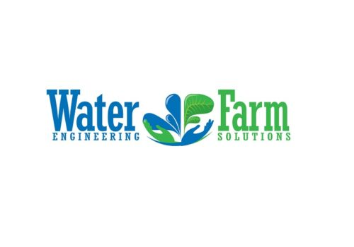 WaterFarm Limited Logo Design