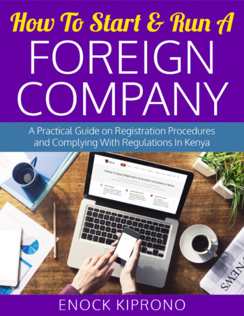 Foreign Company EBook