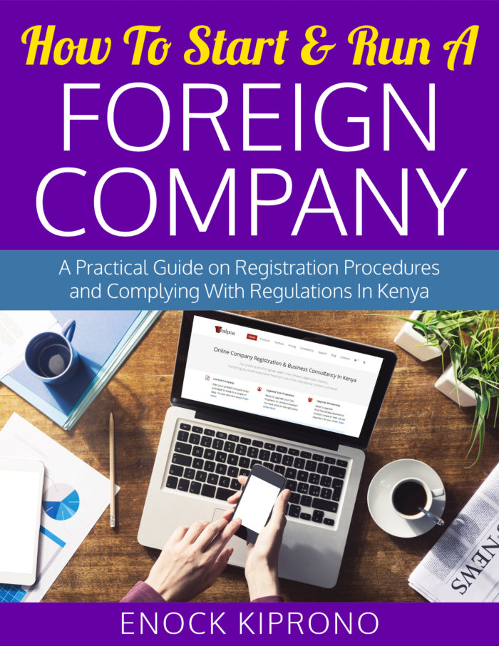 Dealpoa Foreign Company eBook